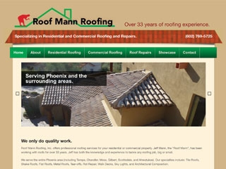 Roof Mann Roofing